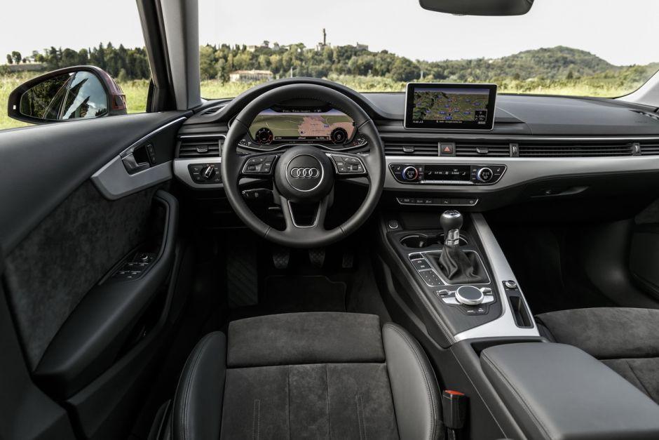 Essai Audi A4 (2015) : le meilleur est à l\'intérieur - Photo #16 - L ...
