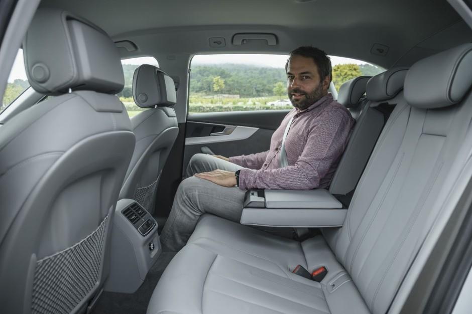 Essai audi a4 avant 2015 notre avis sur le nouveau for Audi a4 break interieur