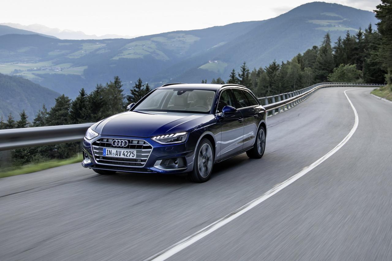 Essai Audi A4 Avant 35 TDI : notre avis sur l'Audi A4 restylée