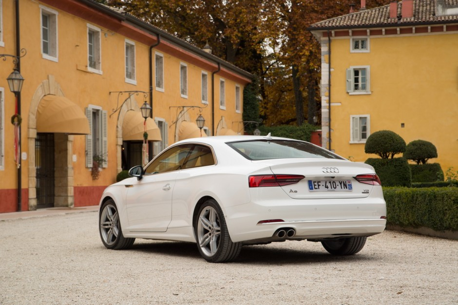 essai audi a5 2017 notre avis sur le v6 3 0 tdi 218 quattro photo 22 l 39 argus. Black Bedroom Furniture Sets. Home Design Ideas