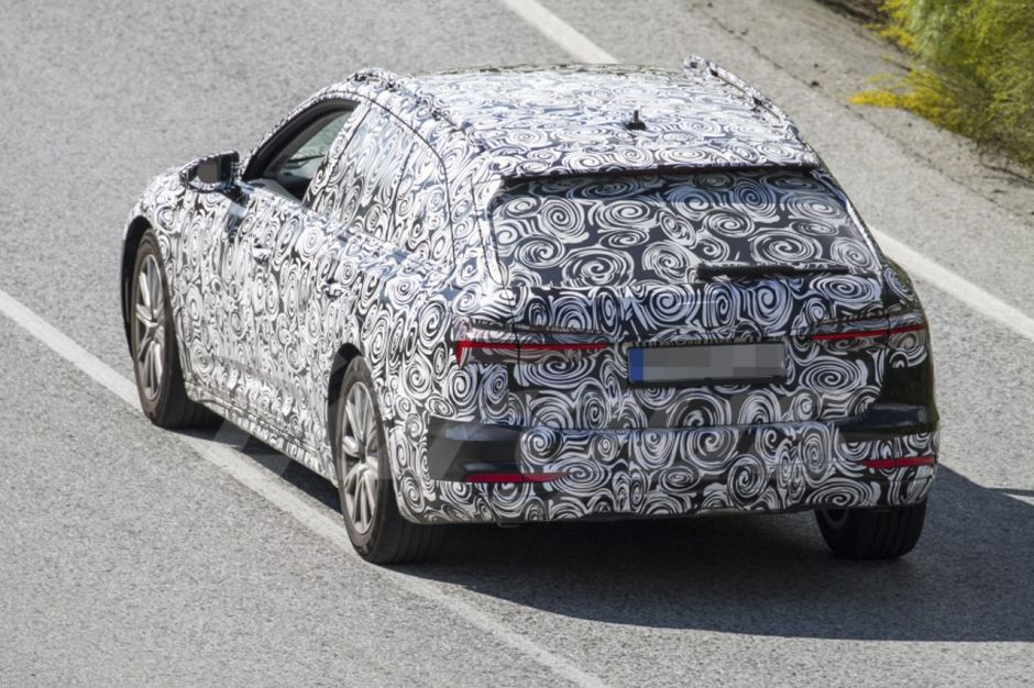 L Audi A6 Allroad 2019 Debusquee Dans Le Sud De L Espagne Photo 5