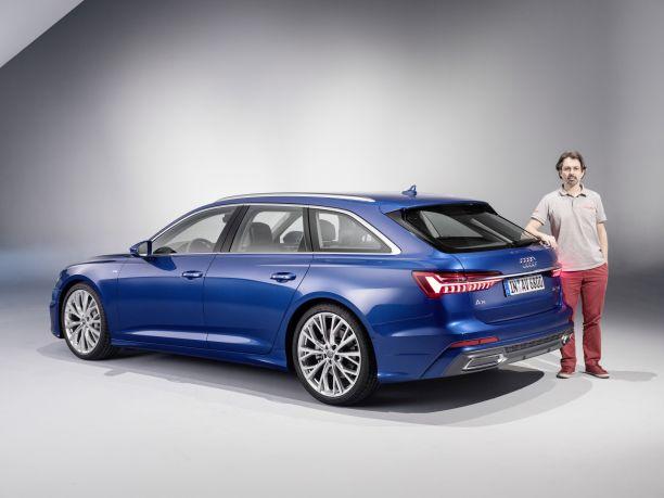 Audi A6 2019 >> Audi A6 Avant 2018 : notre avis sur le nouveau break A6 [vidéo] - L'argus
