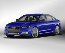 Audi A6L : voici la version e-tron