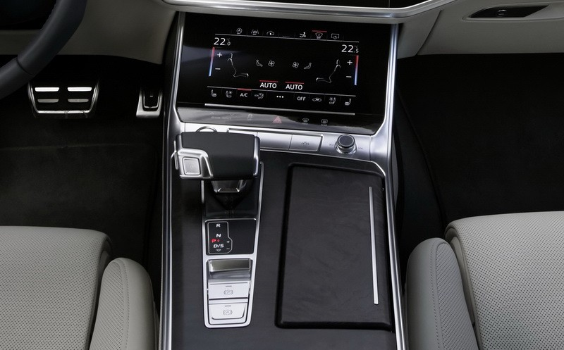 essai audi a7 sportback 2018 notre avis sur la nouvelle a7 50 tdi photo 45 l 39 argus. Black Bedroom Furniture Sets. Home Design Ideas