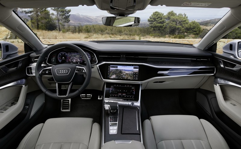 essai audi a7 sportback 2018 notre avis sur la nouvelle a7 50 tdi photo 47 l 39 argus. Black Bedroom Furniture Sets. Home Design Ideas