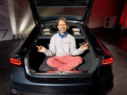audi a7 sportback notre avis bord de la nouvelle a7 audi auto evasion forum auto. Black Bedroom Furniture Sets. Home Design Ideas