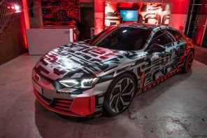 audi e-tron GT concept salon los angeles