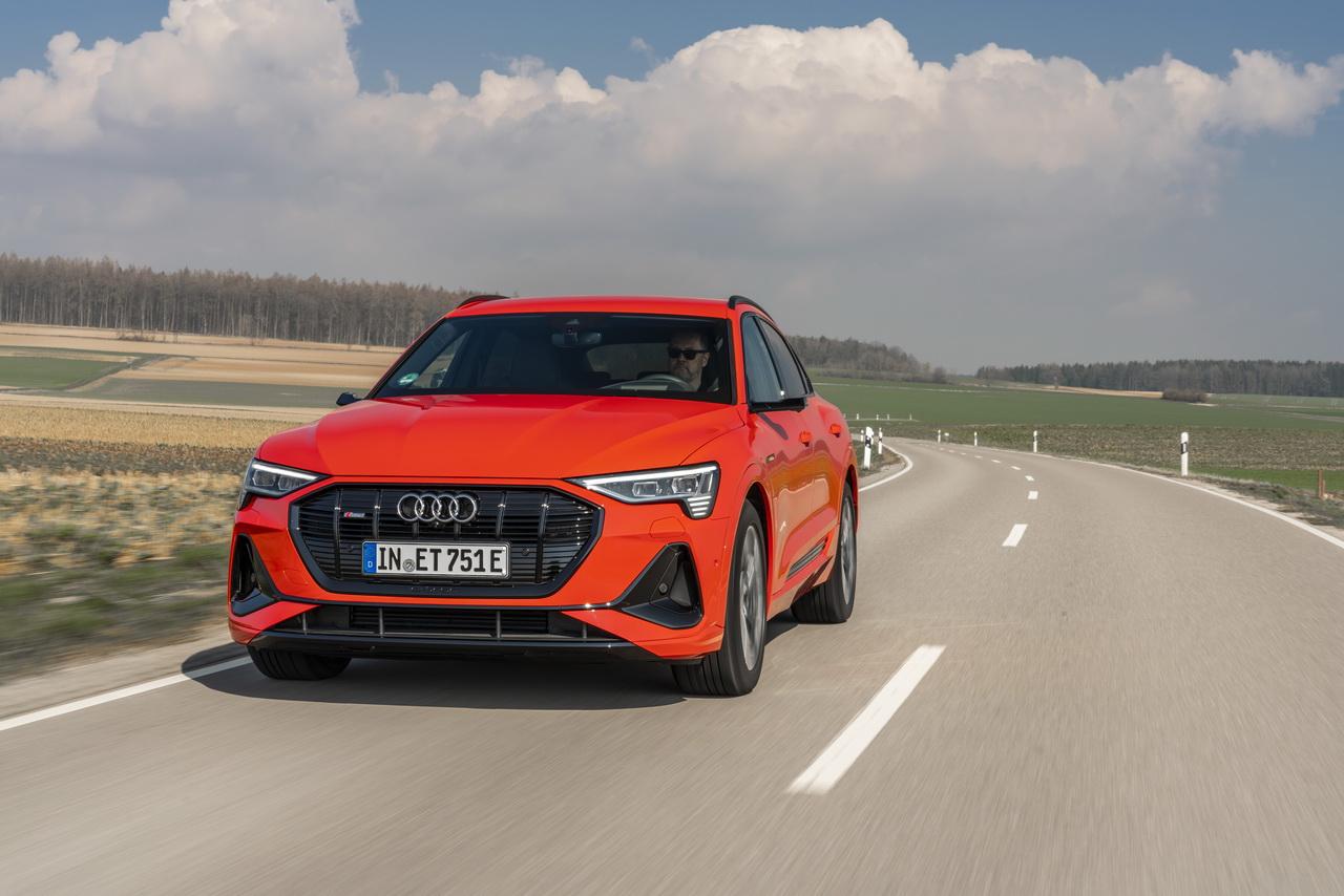 Audi e-tron Sportback : notre essai canap' !
