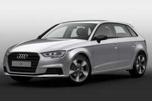 Audi A3 Midnight Series