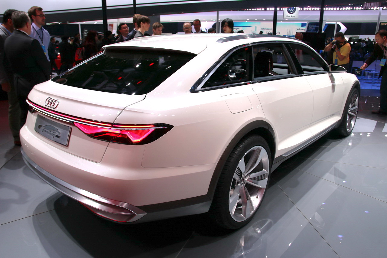 salon shanghai 2015 audi prologue allroad concept photo 3 l 39 argus. Black Bedroom Furniture Sets. Home Design Ideas