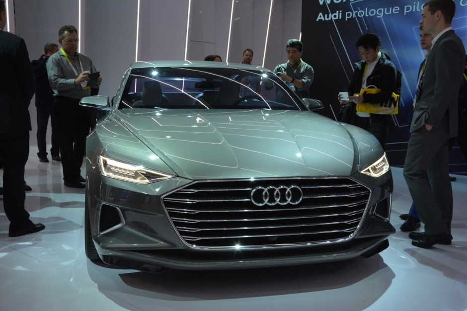 ces 2015 prologue concept l 39 autre voiture autonome d 39 audi photo 4 l 39 argus. Black Bedroom Furniture Sets. Home Design Ideas