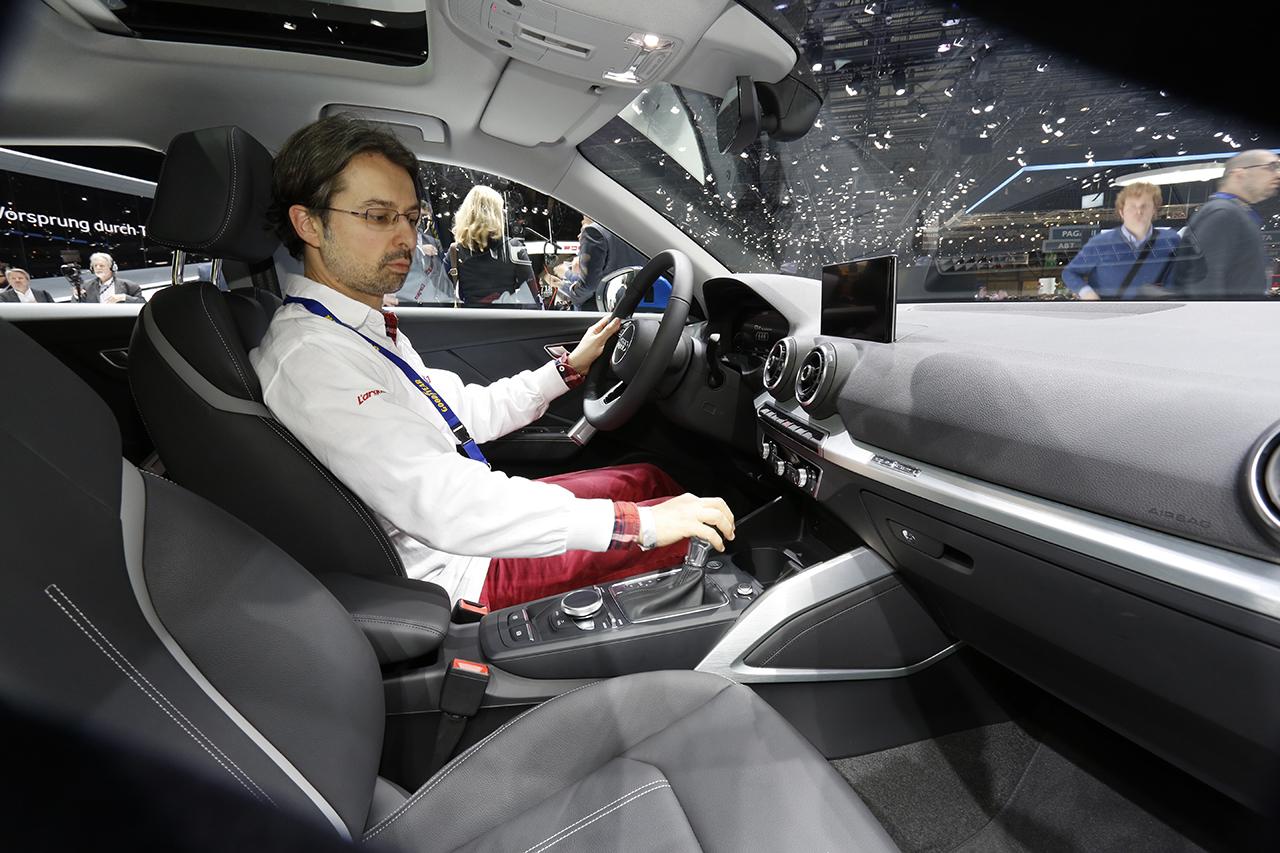 Audi Q2 : les photos du nouveau petit SUV Audi - Bienvenue à bord de ...