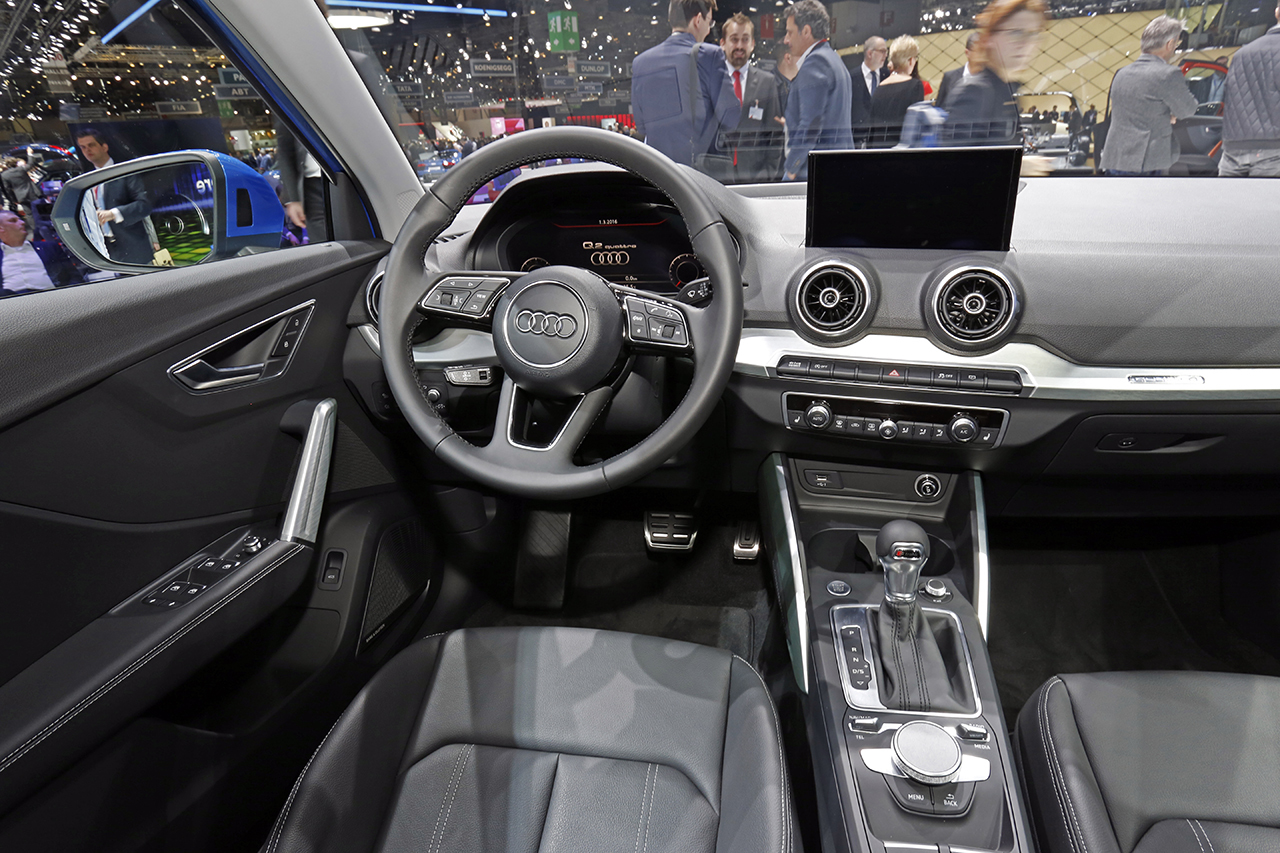 Le Meilleur Suv >> Audi Q2 : les photos du nouveau petit SUV Audi - Photo #12 ...