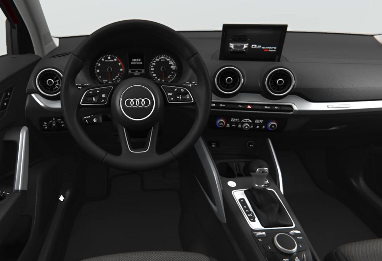 Audi Q2 Sport Limited. Une série sportive vendue à 1 000 exemplaires