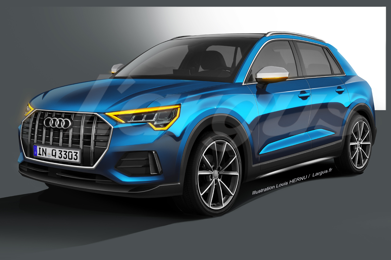 Dimensions of audi q3 and q5 13