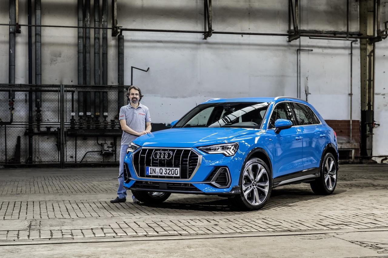 Audi q3 2018 premières impressions à bord du nouveau q3 largus