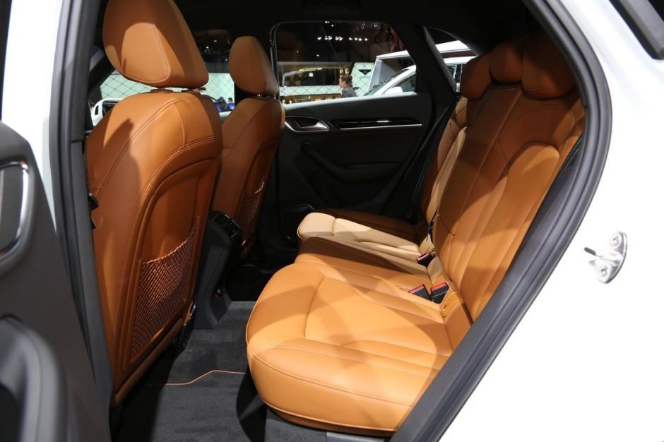 Audi q3 restyl le discret du salon de gen ve photo 1 for Salon discret