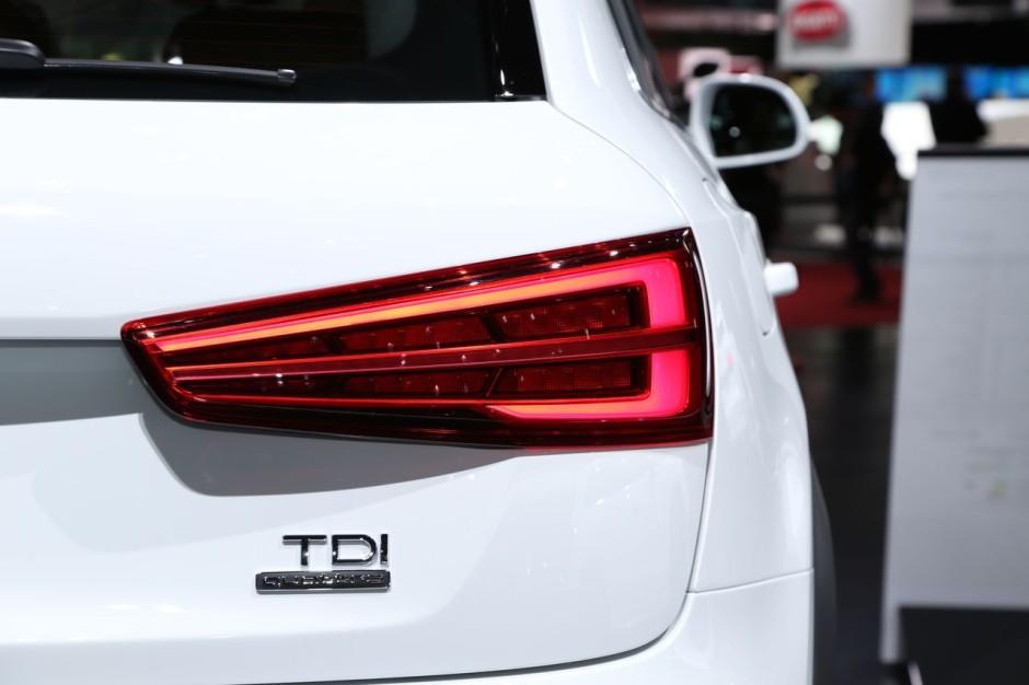 Audi q3 restyl le discret du salon de gen ve photo 6 for Salon discret