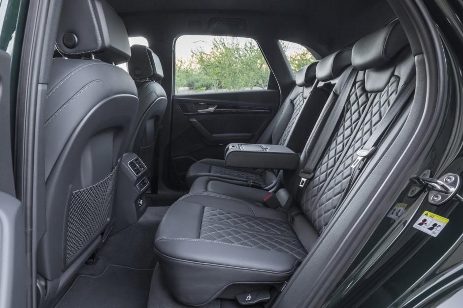 essai audi q5 2017 le test du nouveau q5 essence et diesel photo 18 l 39 argus. Black Bedroom Furniture Sets. Home Design Ideas