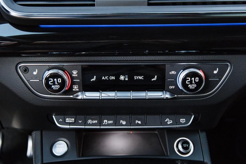 essai audi q5 2017 le test du nouveau q5 essence et diesel photo 27 l 39 argus. Black Bedroom Furniture Sets. Home Design Ideas