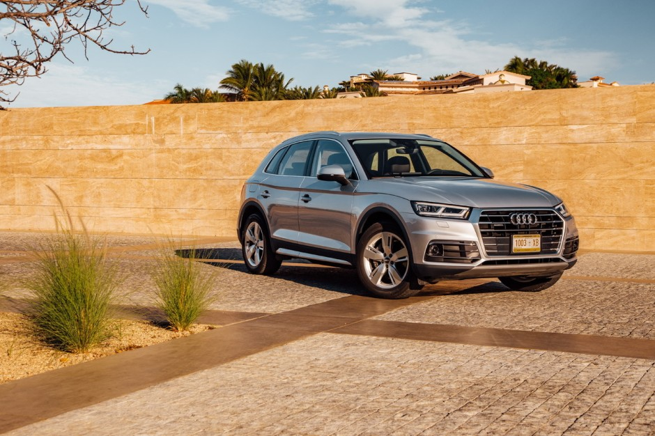essai audi q5 2017 le test du nouveau q5 essence et diesel photo 35 l 39 argus. Black Bedroom Furniture Sets. Home Design Ideas