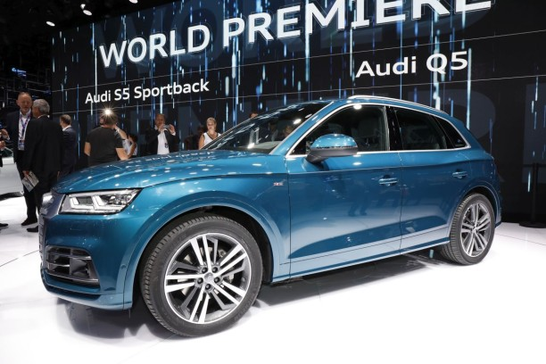 audi q5 2017 toutes les infos officielles du nouveau suv premium l 39 argus. Black Bedroom Furniture Sets. Home Design Ideas
