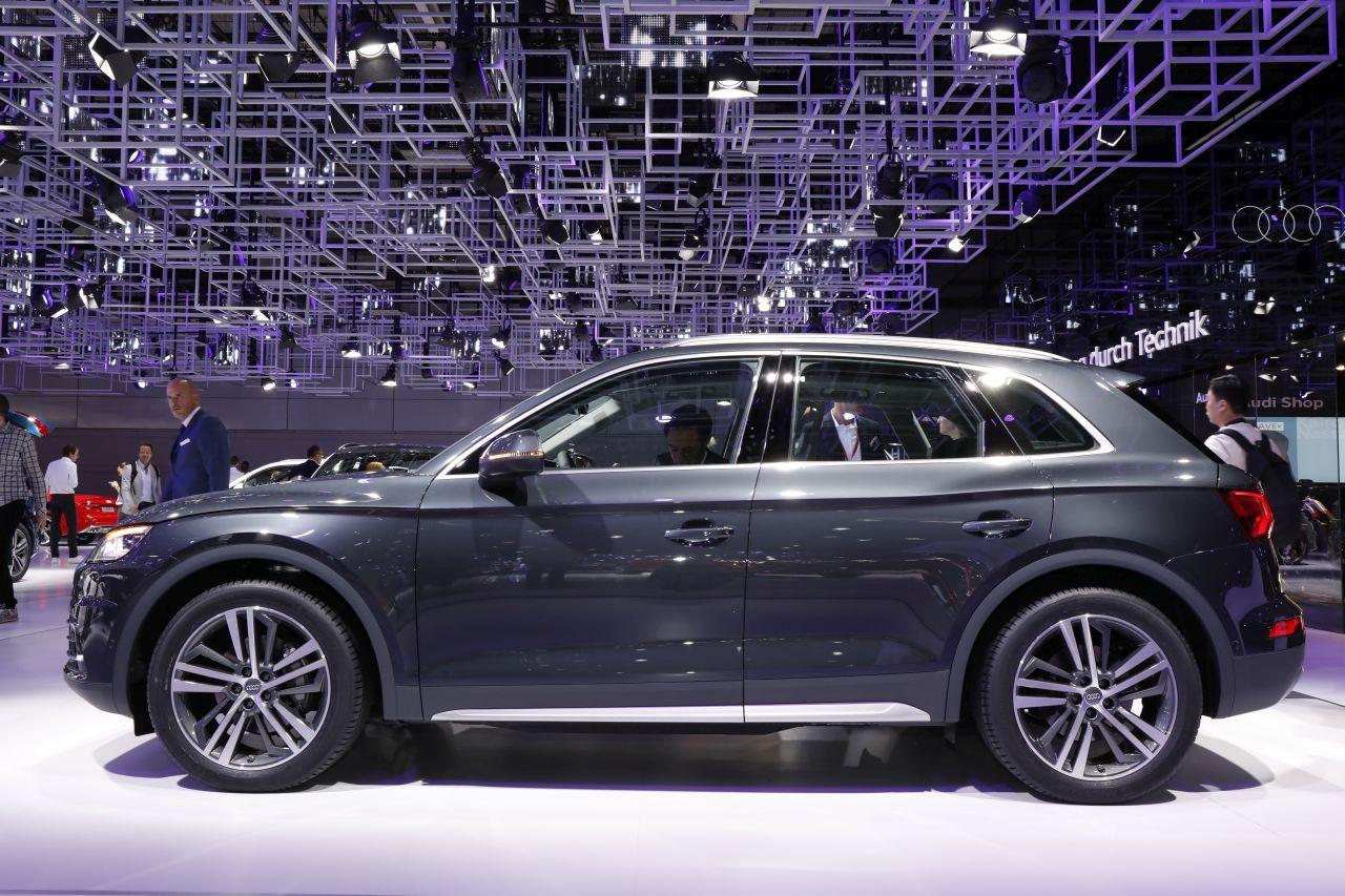 2018 Audi A7 >> Audi Q5 2017 : L'argus déjà à bord ! - Photo #32 - L'argus