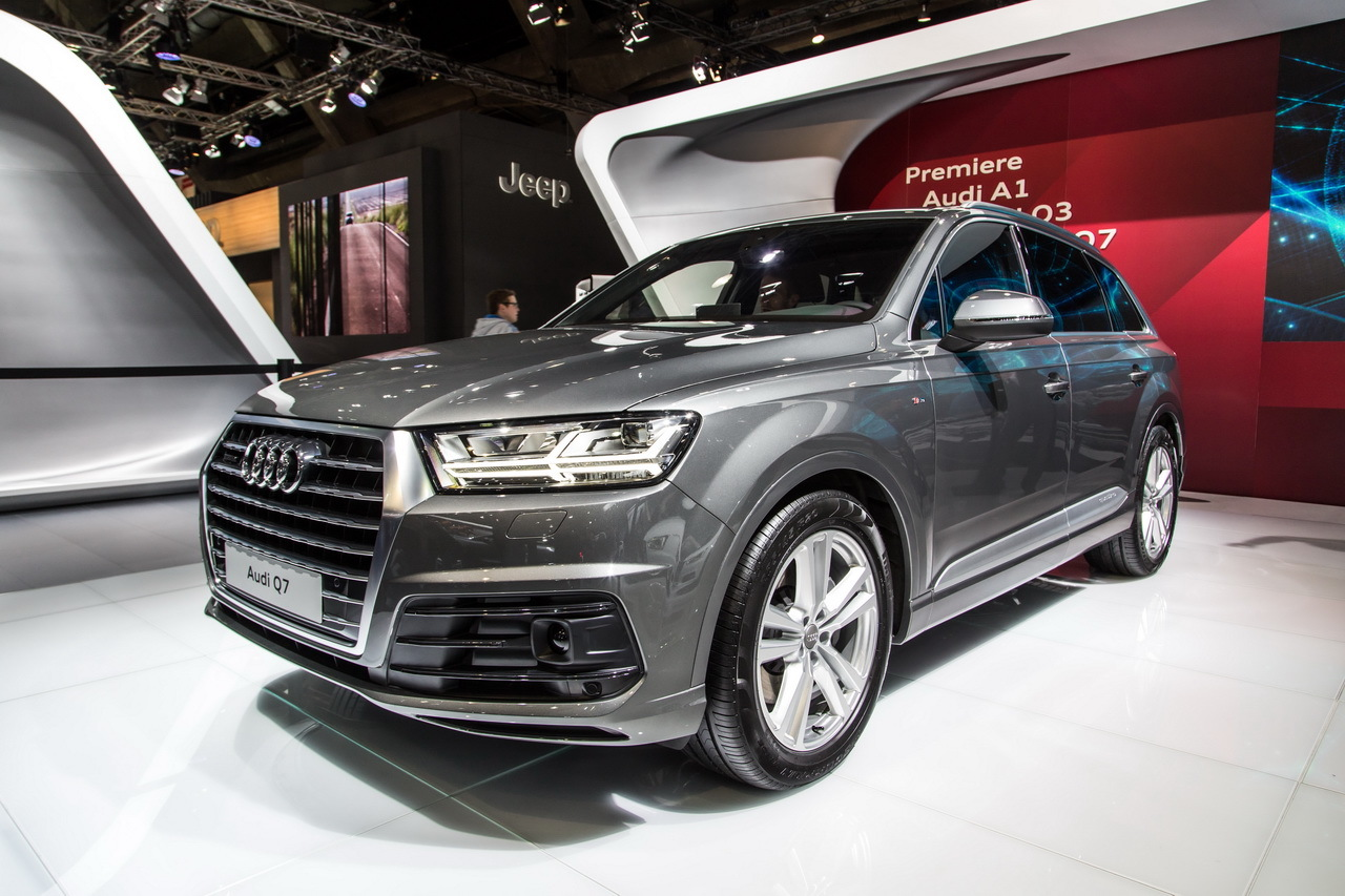 audi q7 2015 bienvenue bord photo 4 l 39 argus. Black Bedroom Furniture Sets. Home Design Ideas