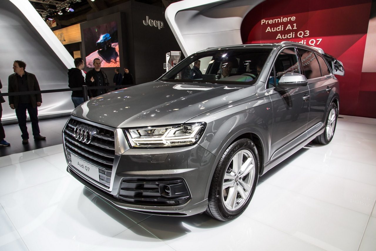 audi q7 2015 bienvenue bord photo 5 l 39 argus. Black Bedroom Furniture Sets. Home Design Ideas