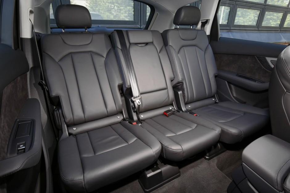 Essai Audi Q7 E Tron L Hybride Diesel Fait De La R 233 Sistance Photo 6 L Argus