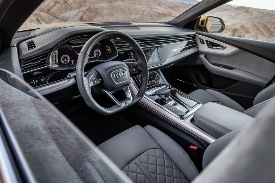 Essai Audi Q8 : le taureau d'Ingolstadt - Photo #30 - L'argus