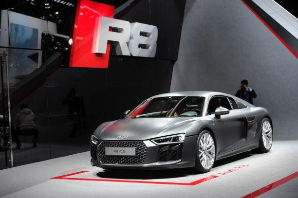 Prix Audi R8 2015 Les Tarifs Francais De La Nouvelle R8