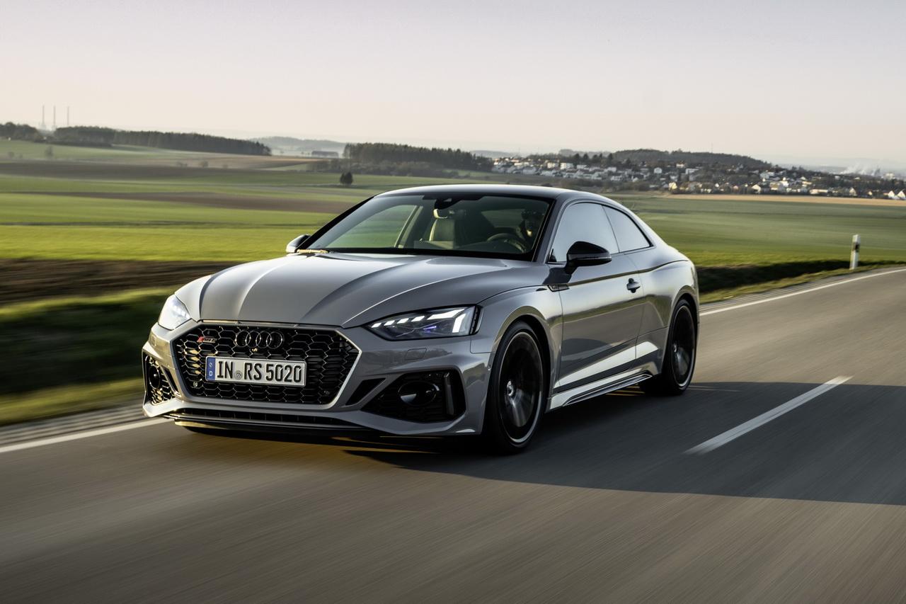 Audi RS5 (2020) : notre essai canap' !
