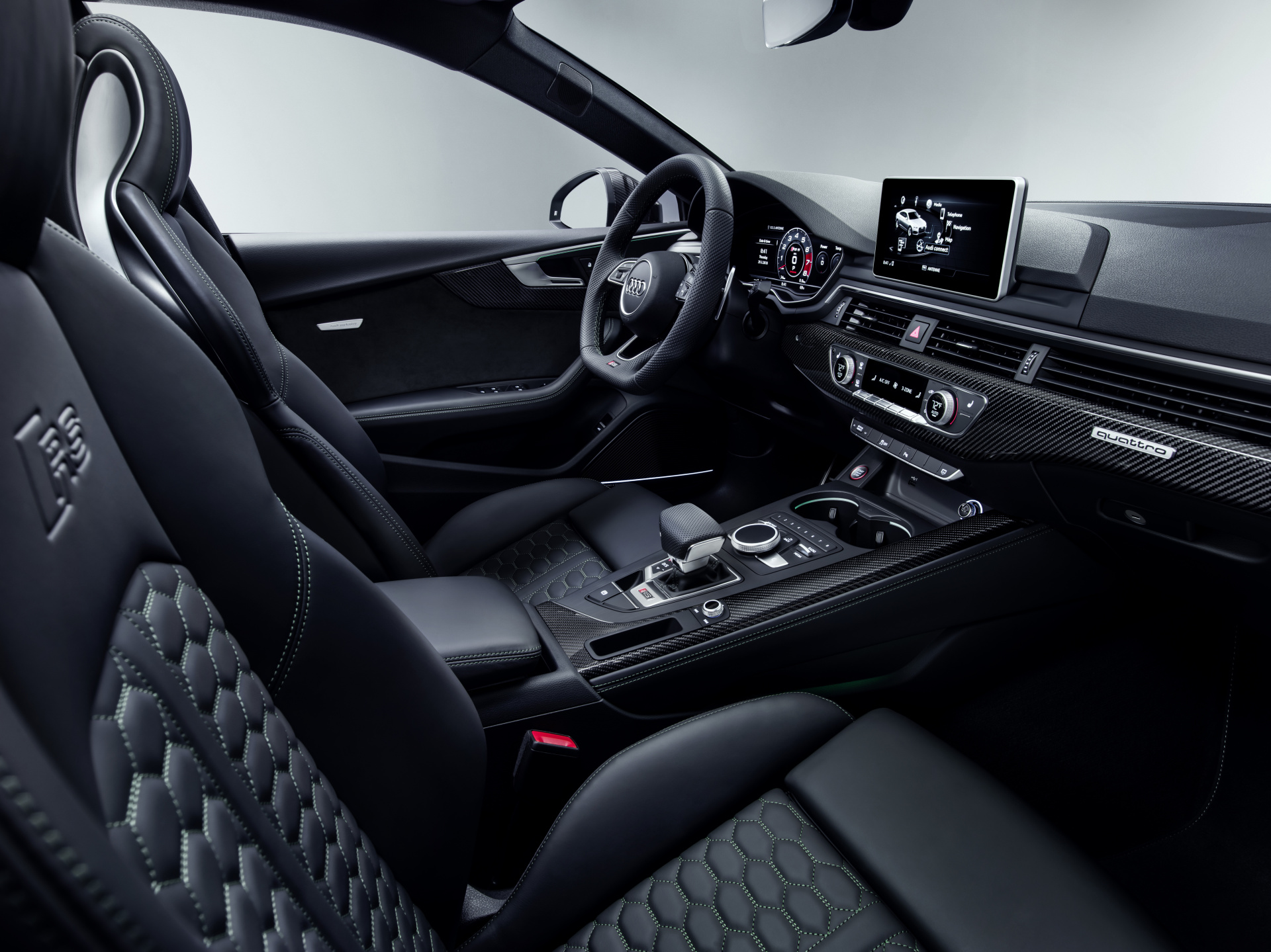 audi rs5 sportback en vedette au salon de new york photo 4 l 39 argus. Black Bedroom Furniture Sets. Home Design Ideas