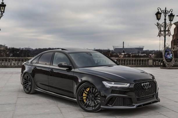 Cette Audi Rs6 Berline Est Unique L Argus