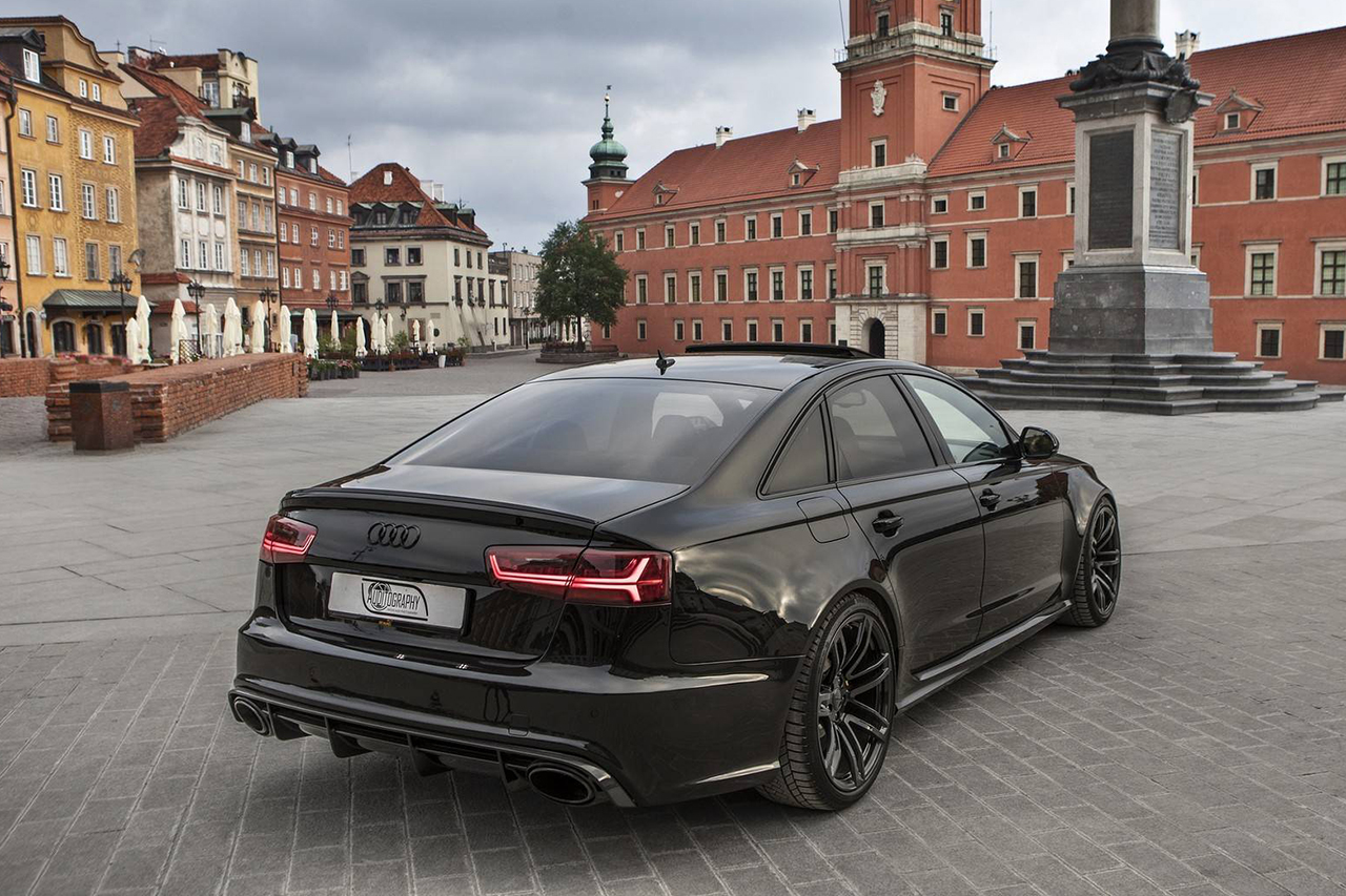 Cette Audi RS6 berline est unique ! - Photo #2 - L'argus