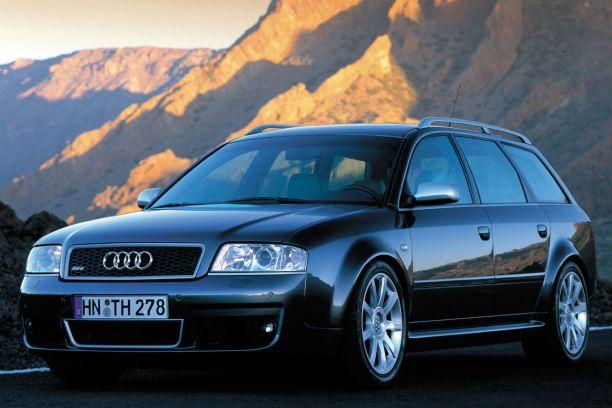 Audi RS6 Avant : l'évolution sur quatre générations en