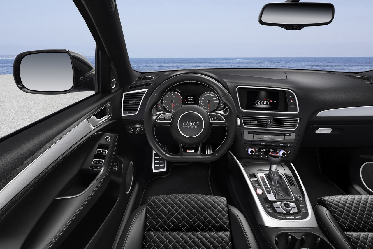 prix audi sq5 tdi plus 340ch les tarifs et la fiche technique connus photo 11 l 39 argus. Black Bedroom Furniture Sets. Home Design Ideas