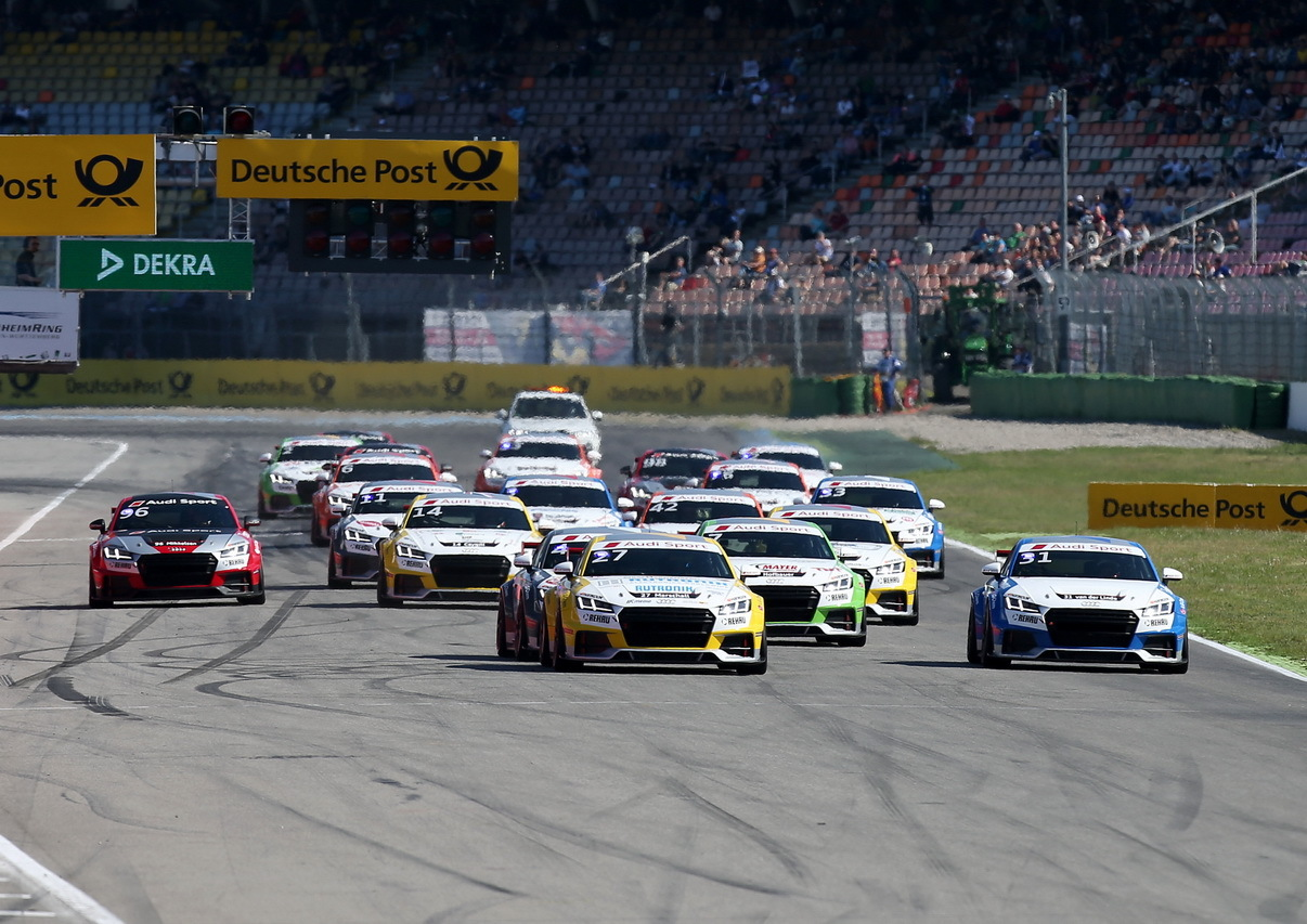 audi tt cup hockenheim l 39 argus au c ur de la course. Black Bedroom Furniture Sets. Home Design Ideas