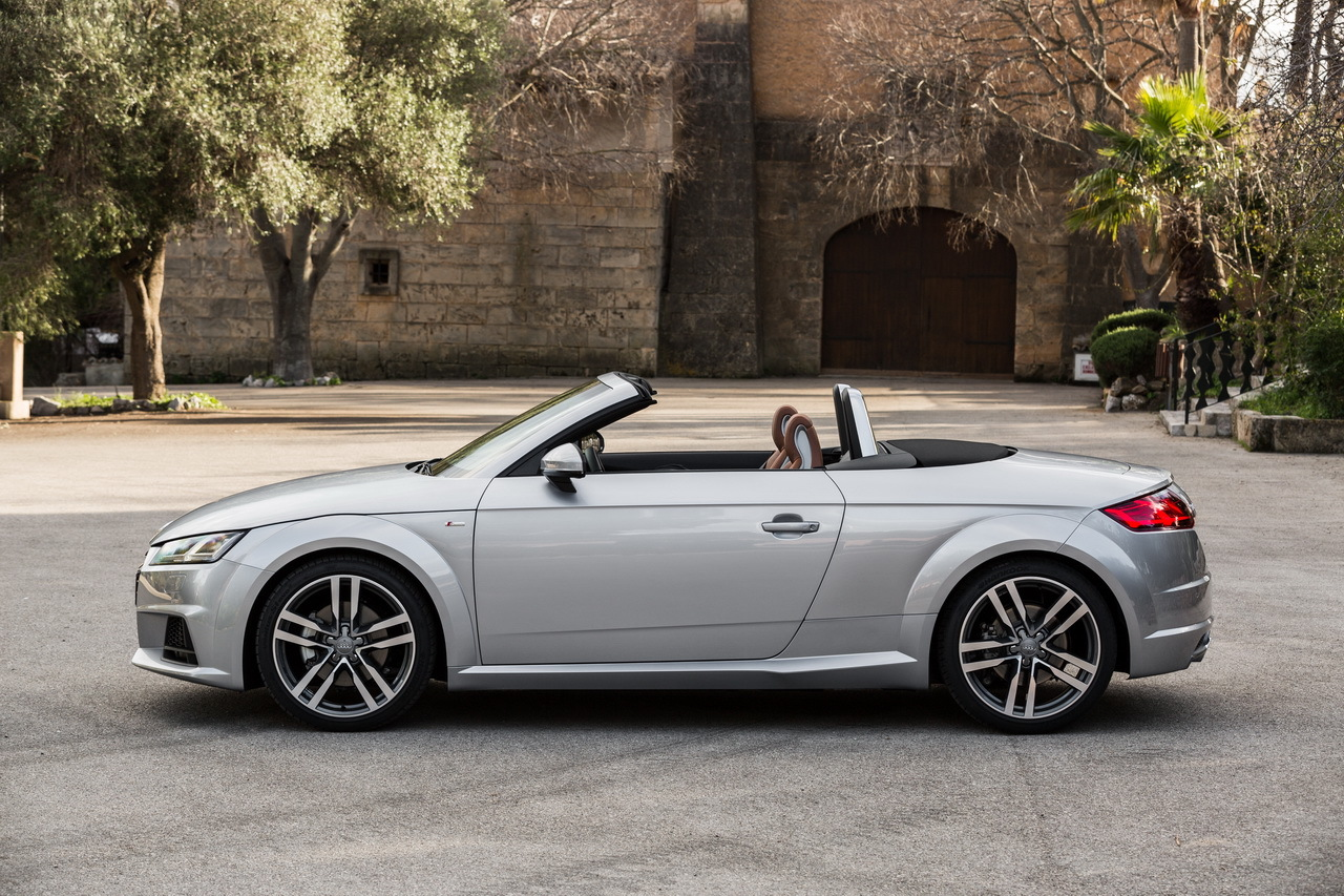 essai audi tt roadster 2015 le culte du plaisir photo 34 l 39 argus. Black Bedroom Furniture Sets. Home Design Ideas