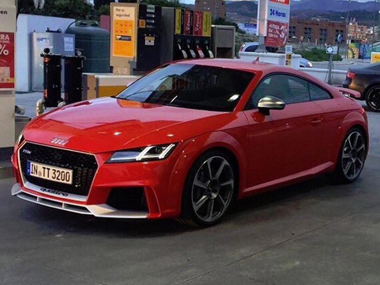 Audi tt 2016 prix neuf