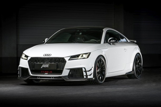 audi tt rs r abt 500 ch sous le capot l 39 argus. Black Bedroom Furniture Sets. Home Design Ideas