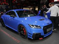 Audi TT RS Performance Parts : le TT bodybuildé à Francfort