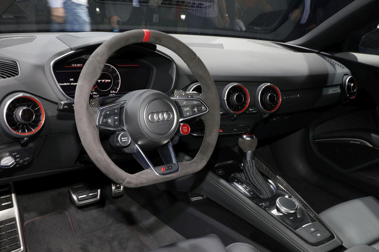 Audi TT RS Performance Parts : le TT bodybuildé à ...