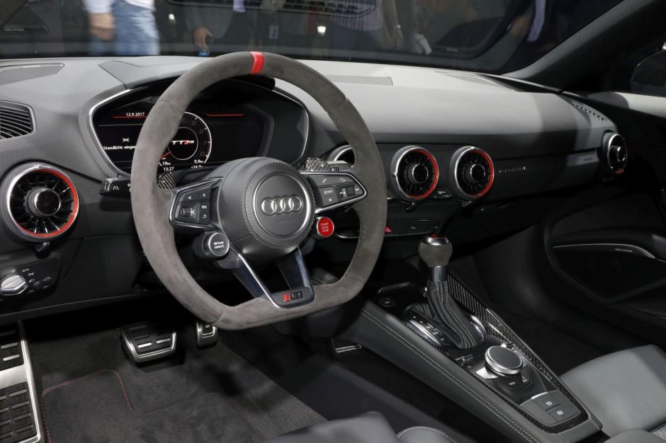 Audi Tt Rs Performance Parts Le Tt Bodybuild Francfort Photo 3 L 39 Argus
