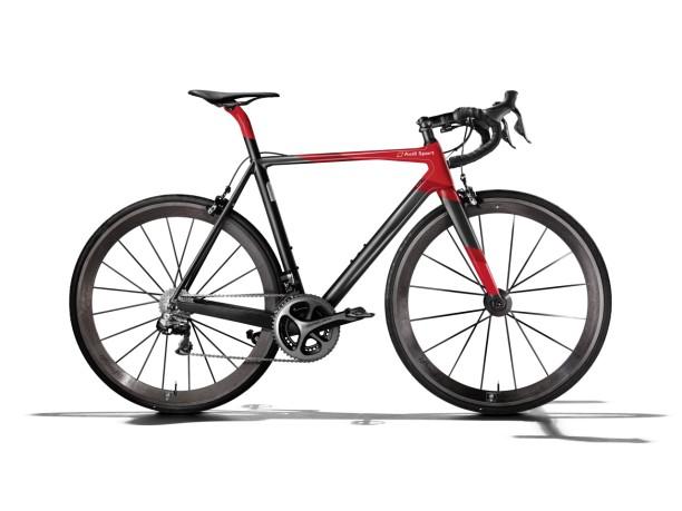 Audi Sport Racing Bike : le vélo d'exception d'Ingolstadt