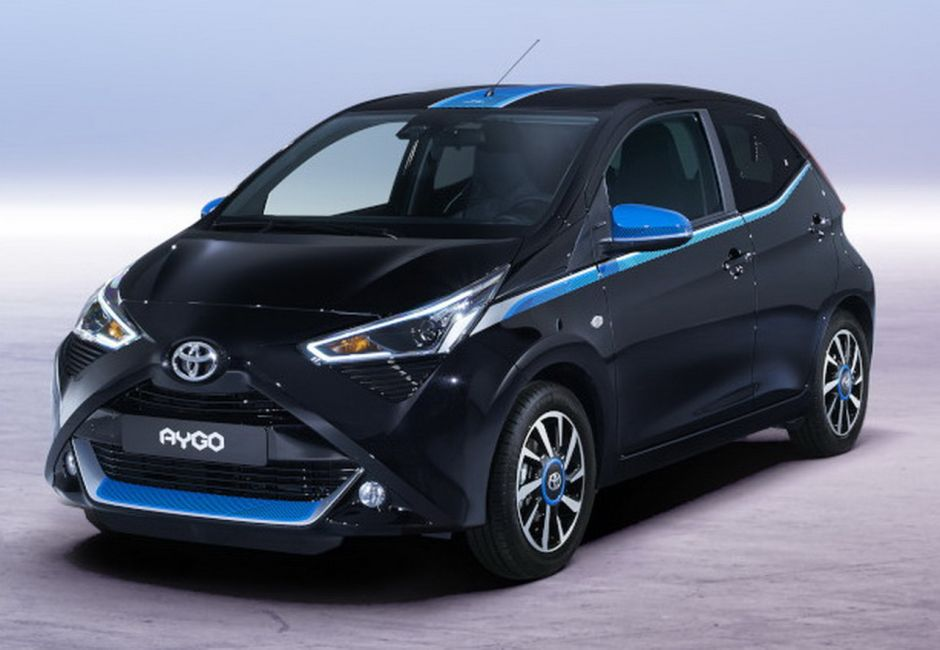 toyota aygo 2 2018 restylage et prestations am lior es photo 20 l 39 argus. Black Bedroom Furniture Sets. Home Design Ideas