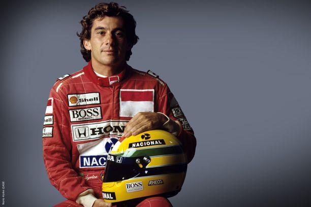 Ayrton Senna : une série sur Netflix pour 2022