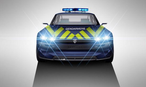 Peugeot E Legend Concept 3 Versions Insolites Pour La Star Du