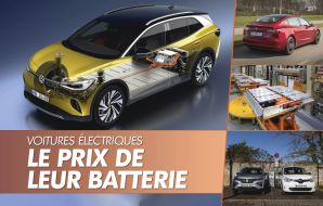 prix batteries voitures électriques